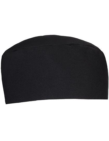 Kochmütze Pineto Classic - Gastro & Beauty - Diverse - CG Workwear Black