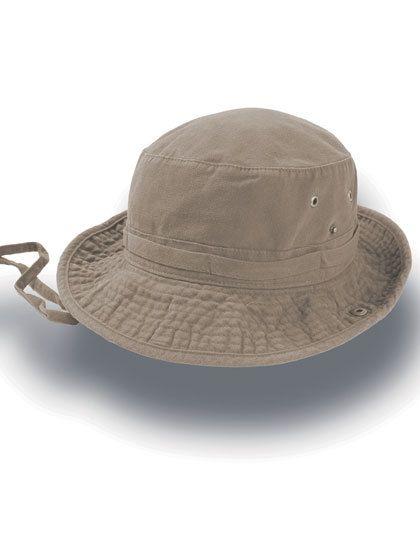 Globe Trotter Hat - Caps - Hüte - Atlantis Khaki