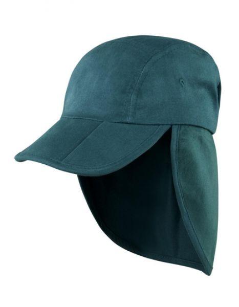 Fold Up Legionnaires Cap - Caps - Sonnenblenden & Schildmützen - Result Headwear Bottle