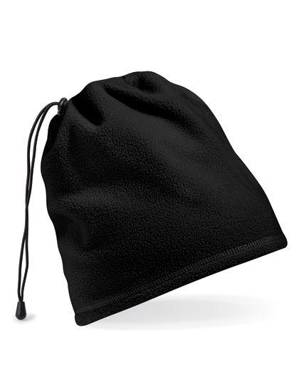 Suprafleece® Snood- Hat Combo - Winteraccessoires & Mützen - Handschuhe - Beechfield Black