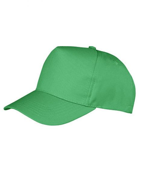 Boston Printers Cap - Caps - 5-Panel-Caps - Result Headwear Apple Green