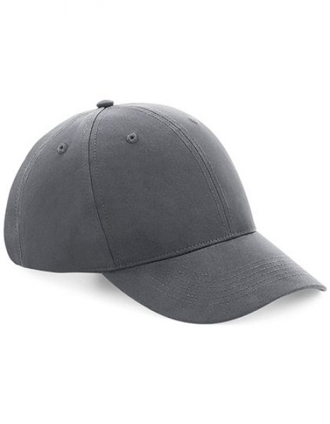 Recycled Pro-Style Cap - Beechfield Graphite Grey