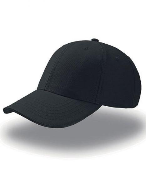 Sport Sandwich Cap - Caps - 6-Panel-Caps - Atlantis Black - Black