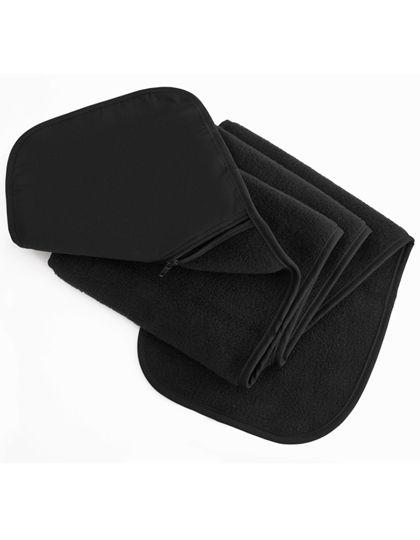 Polartherm™ Scarf with Zip Pocket - Winteraccessoires & Mützen - Schals - Result Winter Essentials Black