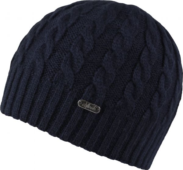 CHILLOUTS Niklas Hat Herren Wintermütze in Navy | Strickmütze