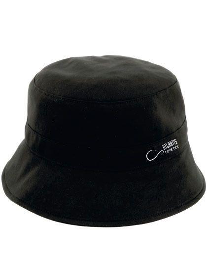 Bucket Gore Nero - Caps - Hüte - Atlantis Black