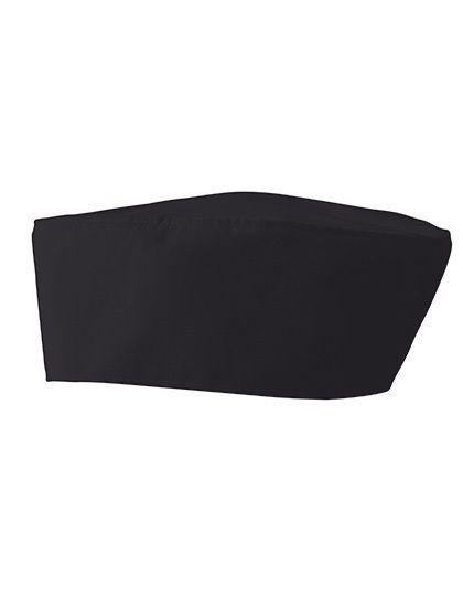Chef's Skull Cap - Gastro & Beauty - Diverse - Premier Workwear Black