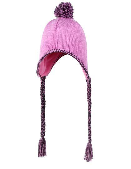 Inca Hat - Winteraccessoires & Mützen - Mützen - Result Winter Essentials Pink