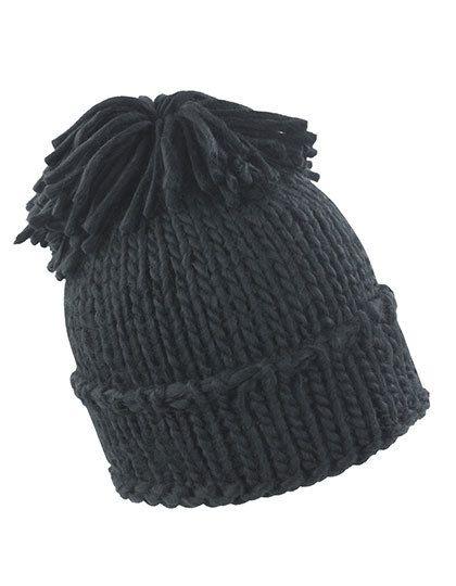Spider Pom-Pom Hat - Winteraccessoires & Mützen - Mützen - Result Winter Essentials Black