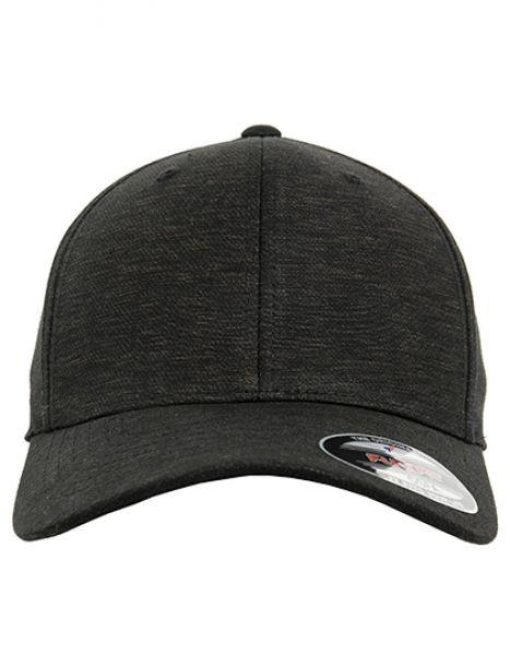 Flexfit Natural Melange Cap - FLEXFIT Black