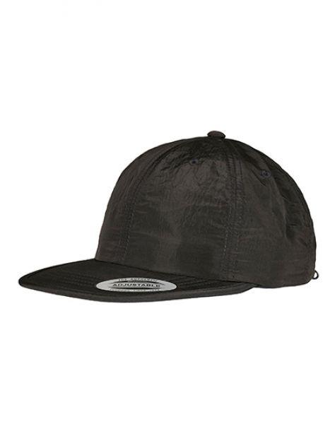 Adjustable Nylon Cap - FLEXFIT Black
