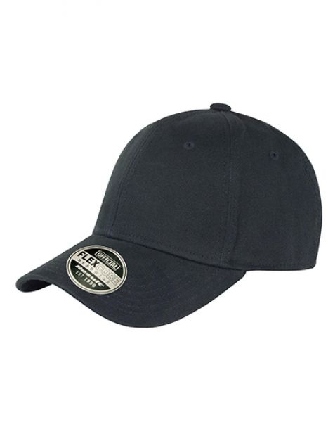 Kansas Flex Cap - Caps - 6-Panel-Caps - Result Headwear Black