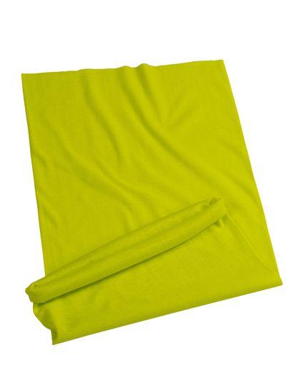 Economic X-Tube - Caps - Bandanas - Myrtle beach Acid Yellow