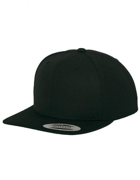 Classic Snapback - Caps - 6-Panel-Caps - FLEXFIT Black