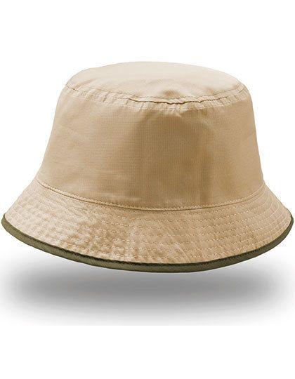 Bucket Pocket Hat - Caps - Hüte - Atlantis Olive - Khaki
