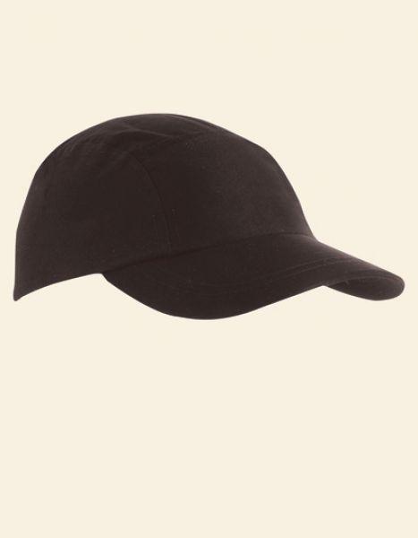 Kinder Sportmütze - Kinderbekleidung - Kinder Caps & Mützen - Printwear Black