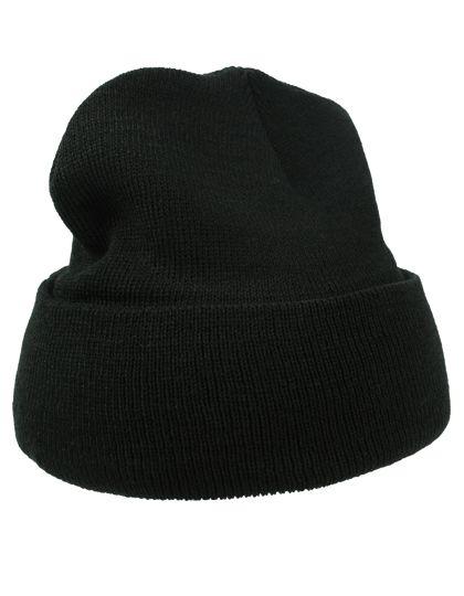 Strickmütze - Winteraccessoires & Mützen - Mützen - Printwear Black