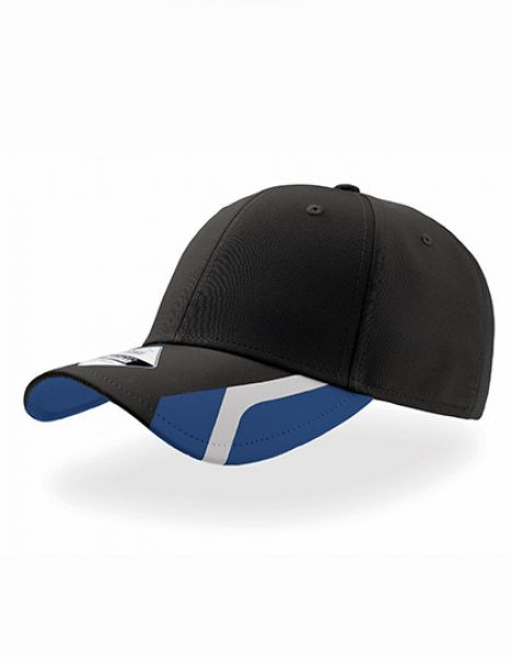 Player - Baseball Cap - Caps - Netz- & Sport-Caps - Atlantis Black
