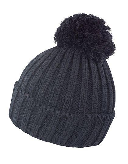 HDi Quest Knitted Hat - Winteraccessoires & Mützen - Mützen - Result Winter Essentials Black