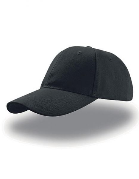 Liberty Six Cap - Caps - 6-Panel-Caps - Atlantis Black