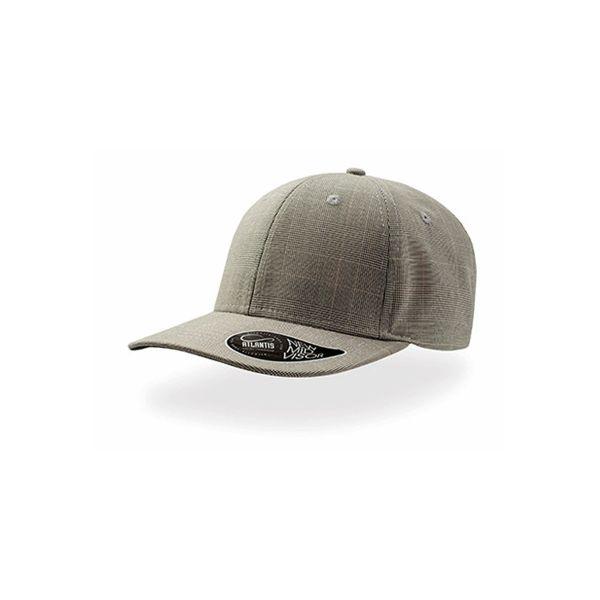 Unisex 6-Panel Cap Beige Baseball Snapback Cap Mütze
