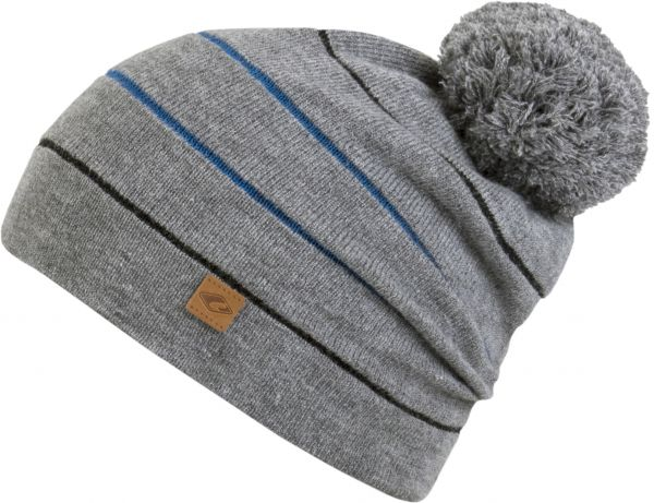 CHILLOUTS Ciro Kid Hat Kinder Beanie Mütze in Grau Wintermütze