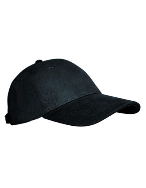 Raver Cap - Caps - 6-Panel-Caps - Printwear Black