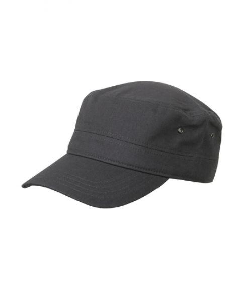 Military Cap for Kids - Kinderbekleidung - Kinder Caps & Mützen - Myrtle beach Anthracite