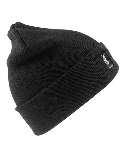 Heavyweight Thinsulate™ Woolly Ski Hat - Winteraccessoires & Mützen - Mützen - Result Winter Essentials Black