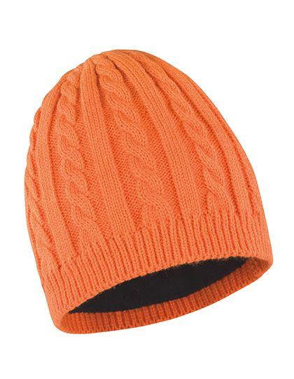 Mariner Knitted Hat - Winteraccessoires & Mützen - Mützen - Result Winter Essentials Burnt Orange