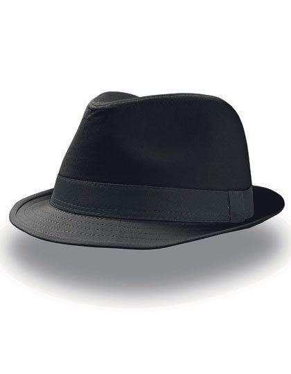 Pop Star Hat - Caps - Hüte - Atlantis Black