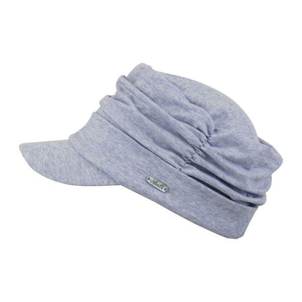 CHILLOUTS Milwaukee Hat in Blau | Army Baseball Cap | Damen Schirmmütze Sommer Mütze