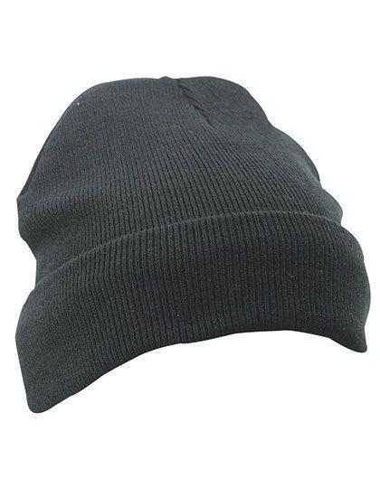 Knitted Cap Thinsulate™ - Winteraccessoires & Mützen - Mützen - Myrtle beach Black