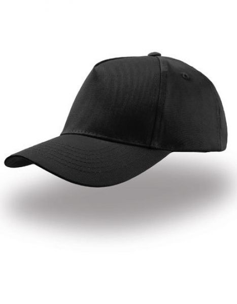 Kid Start Five Cap - Caps - Kinder-Caps - Atlantis Black