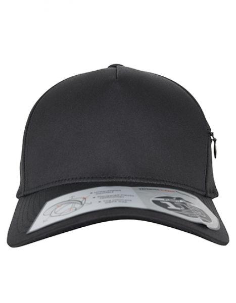 Pocket Cap - FLEXFIT Black