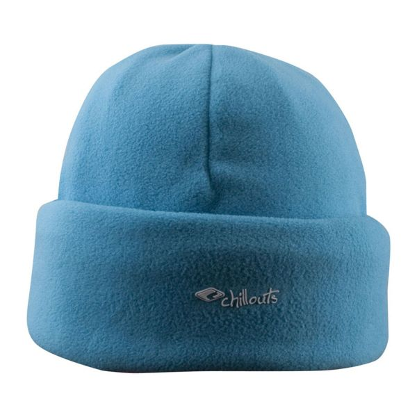 CHILLOUTS Freeze Fleece Cramp Hat Wintermütze in Aqua | Strickmütze