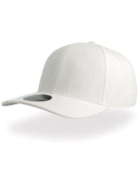 Dye Free Cap - Caps - 6-Panel-Caps - Atlantis White