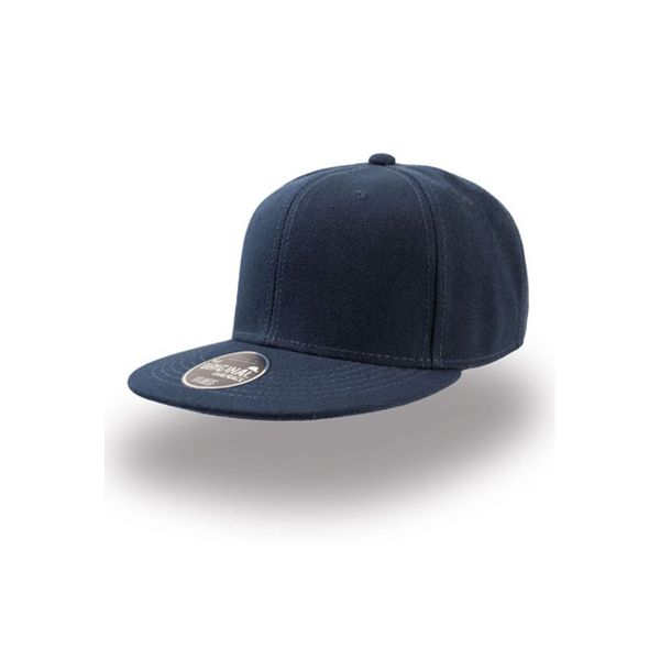 Unisex 5-Panel Cap Navy Blau Snapback Cap Mütze Kids