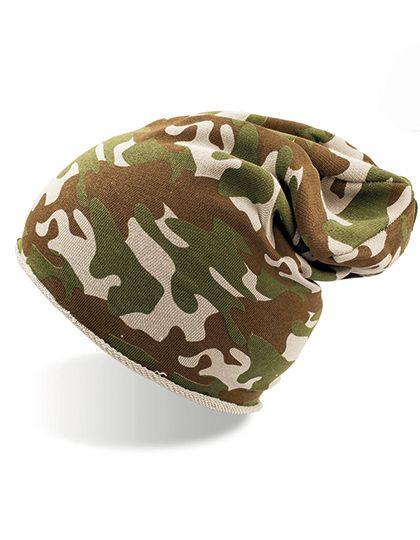 Kid Brooklin Beanie - Kinderbekleidung - Kinder Caps & Mützen - Atlantis Camouflage