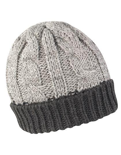 Shades of Grey Hat - Winteraccessoires & Mützen - Mützen - Result Winter Essentials Grey