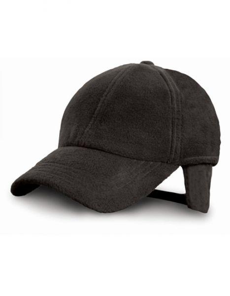 Polartherm Cap - Winteraccessoires & Mützen - Mützen - Result Winter Essentials Black