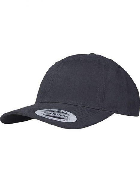 Ethno Strap Cap - Caps - FLEXFIT Black