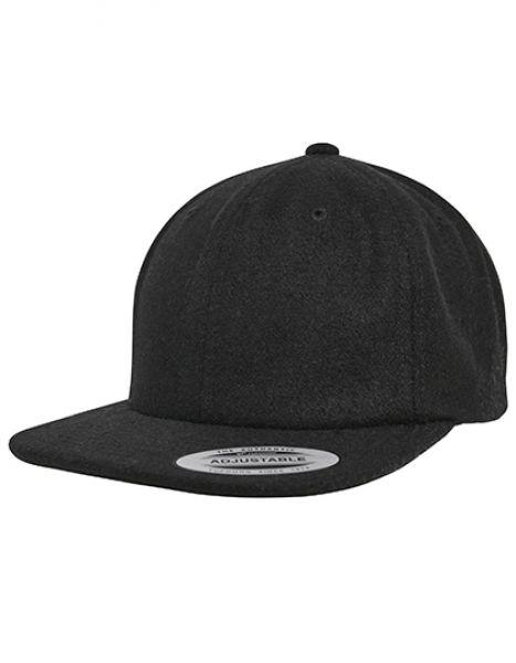 Melton Cap - FLEXFIT Black