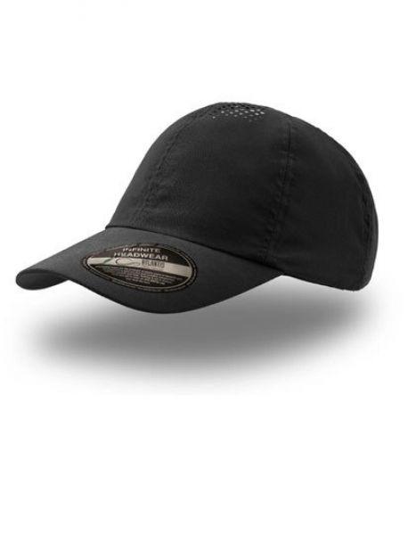 Air Cap - Caps - Netz- & Sport-Caps - Atlantis Black