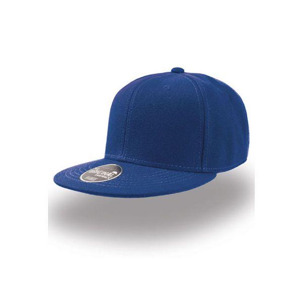 Unisex 5-Panel Cap Blau Snapback Cap Mütze Kids