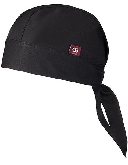 Kochmütze Prato Classic - Gastro & Beauty - Kleidung Service - CG Workwear Black