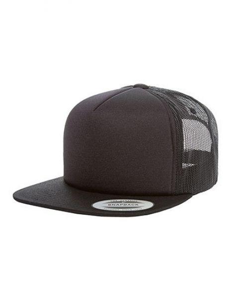 Foam Trucker - Caps - Netz- & Sport-Caps - FLEXFIT Black