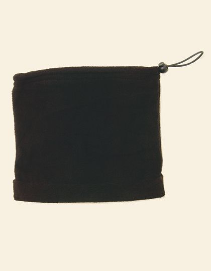 Fleece Ski Col - Winteraccessoires & Mützen - Schals - Printwear Black