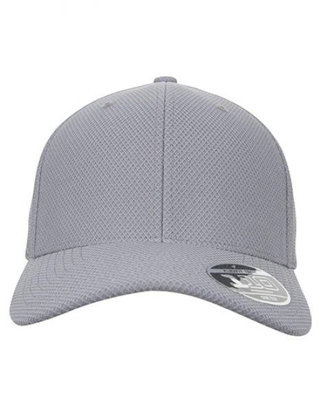 Hybrid Cap - FLEXFIT Grey