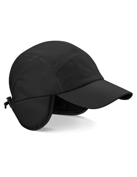 Mountain Cap - Caps - 7-Panel-Caps - Beechfield Black